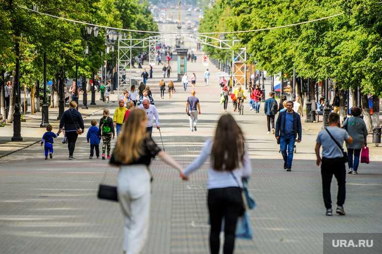 Обстановка в городе во время эпидемии коронавируса. Челябинск