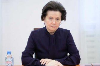 Путин разрешил Комаровой снова быть губернатором