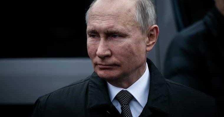 Путин не поедет на Global Vaccine Summit