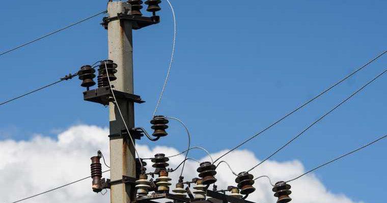 отключение электричества в Екатеринбурге