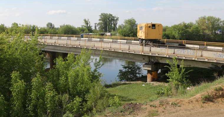 платный мост в Курганской области