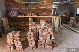 на ребенка обрушилась стена в Боровском
