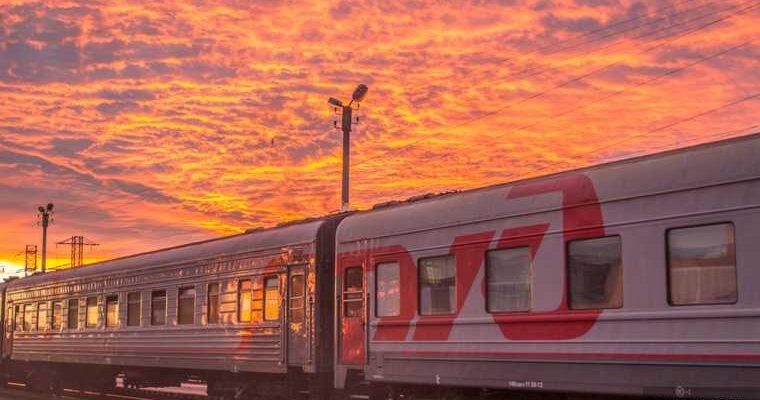 поезд железная дорога билеты авария Тульская область