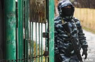 ФСБ задержала в Крыму террористов