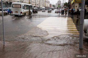 погода Урал Поволжье