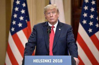 Трамп заявил о работе над ядерным соглашением с Россией
