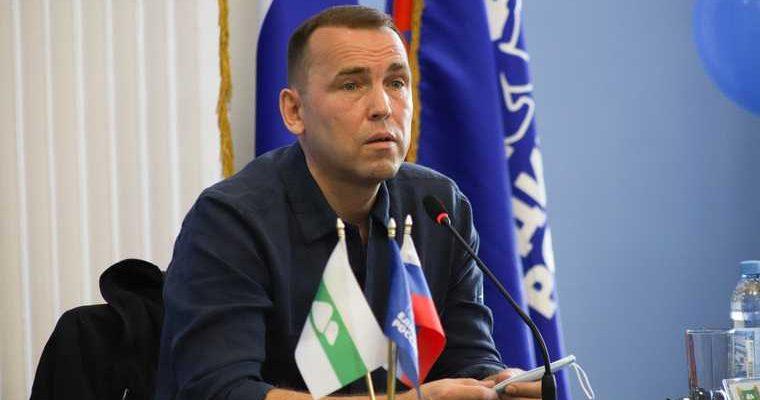 Шумков едет в Шадринск