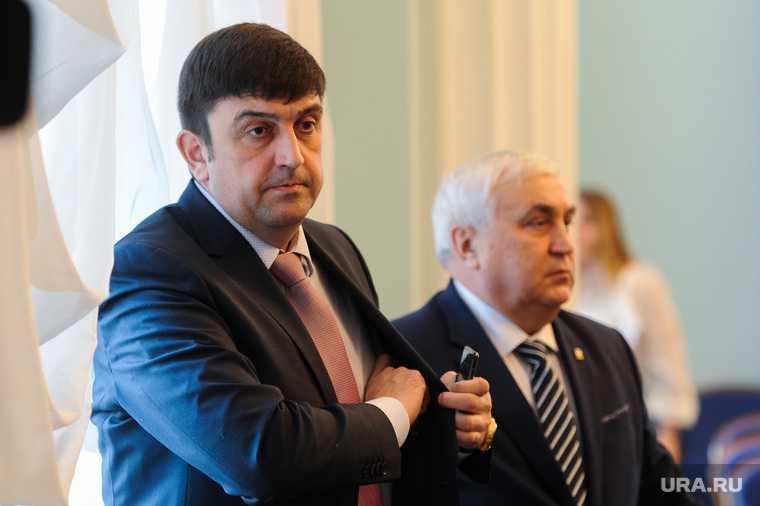 Совещание с главами муниципальных образований у губернатора. Челябинск