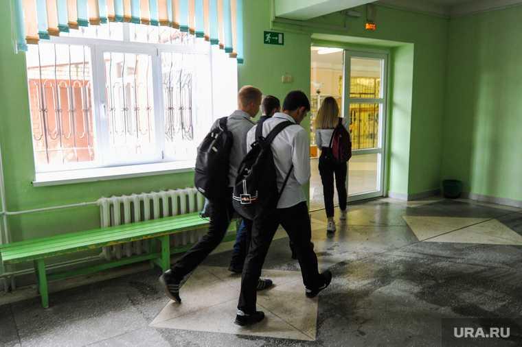 Челябинская область школы дистант отмена занятий коронавирус