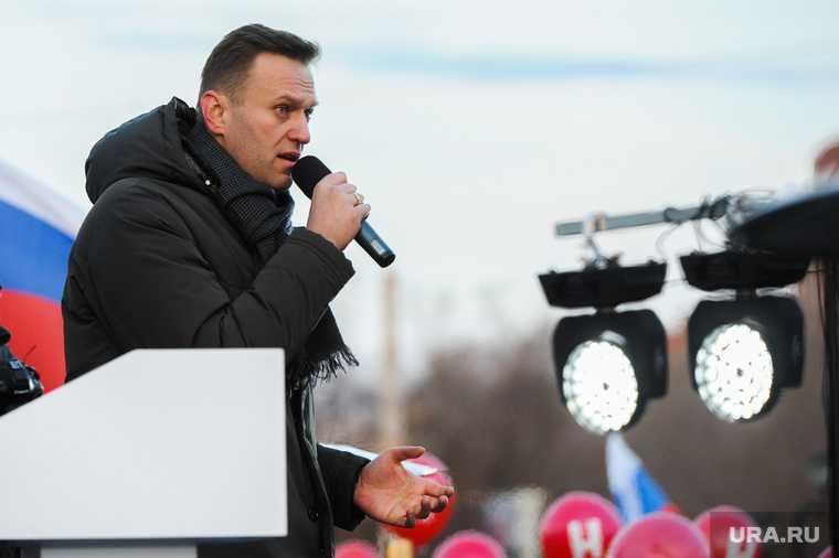 новые санкции Запад Россия отравление Навальный