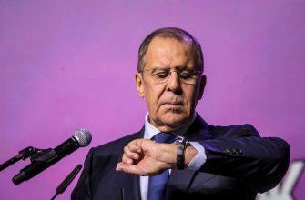 Лавров о Навальном