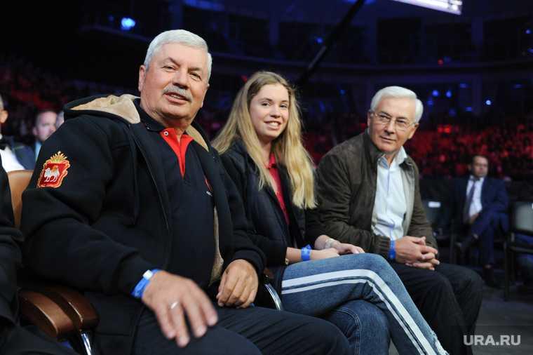 Боксерский турнир РМК посвященный Дню города Челябинска