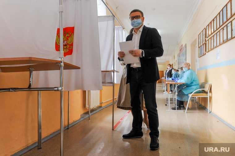 Челябинск Текслер ЕР возглавил спикеры мэры выборы 2020