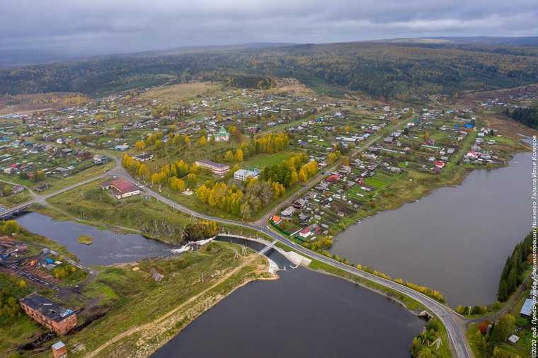 мост Висимо-Уткинский Нижний Тагил