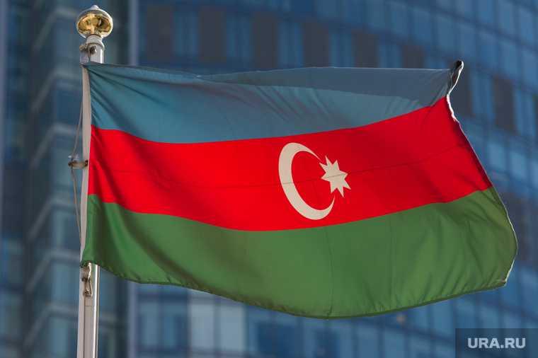 Азербайджан контроль территории Карабах