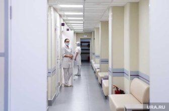 Россия нехватка врачей коронавирус