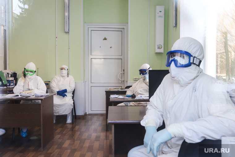 врач рассказал о том что происходит в больницах Тюмени
