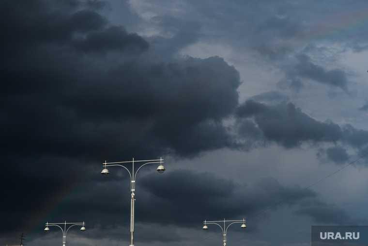 Челябинская область погода выходные 17 18 октября ветер штормовое предупреждение МЧС