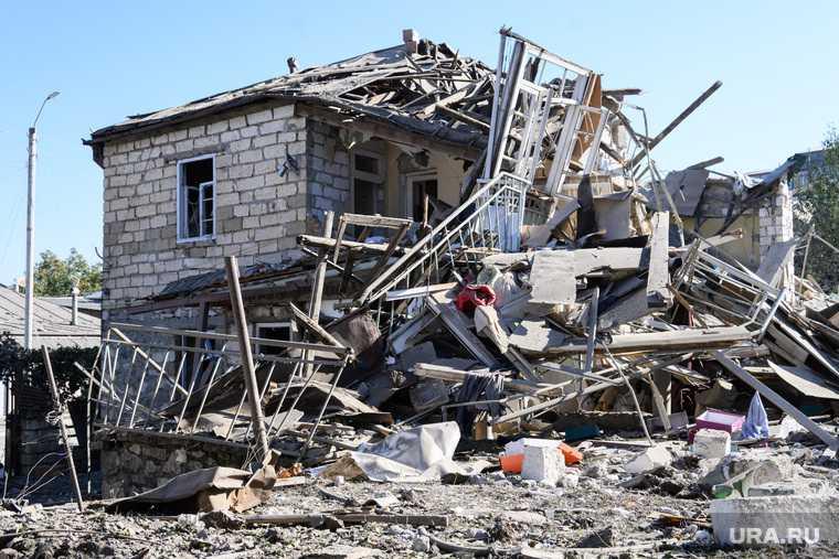 Глава МИД Армении назвал число беженцев из-за ситуации в Карабахе
