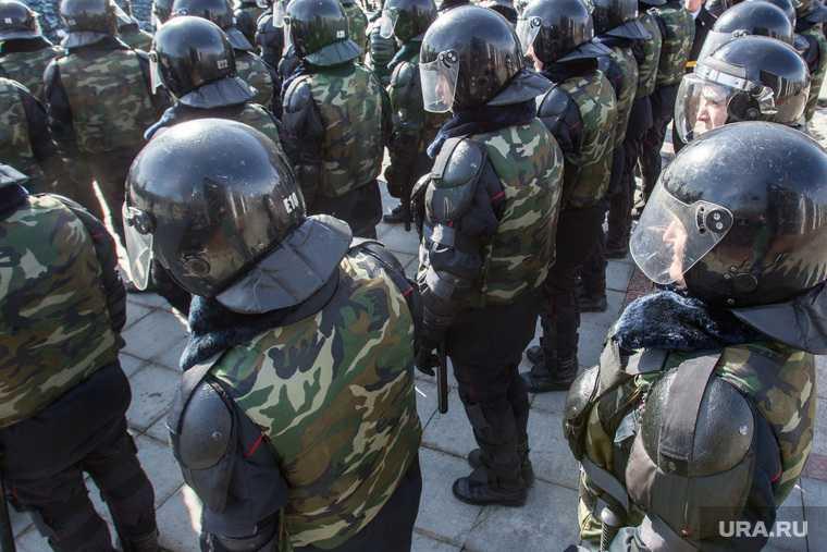 полиция Грузия требования захват банк