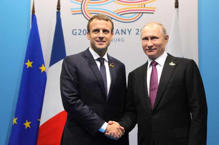 Франция переговоры Карабах