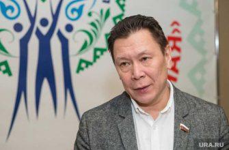 сенатор ЯНАО Григорий Ледков председатель Общественного совета Арктической зоны