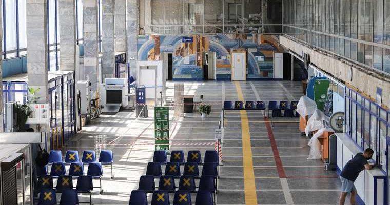 В аэропортах РФ введут новую систему выявления коронавируса