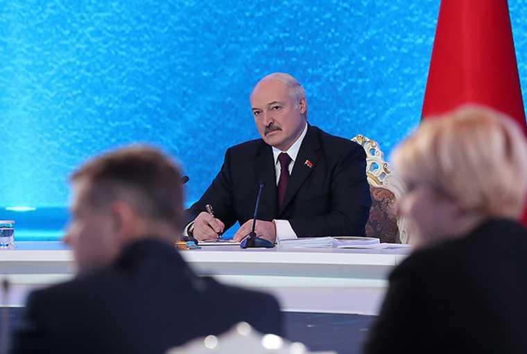заморозка активов белорусских чиновников