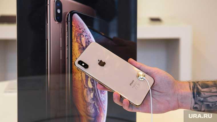 iPhone новый камера