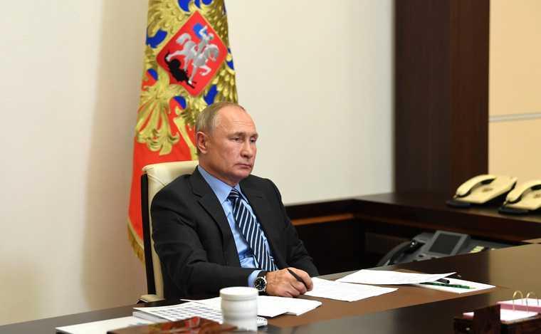 Путин совещание коронавирус