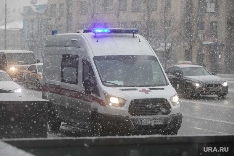 Водителя грузовика попавшего в ДТП с военными автобусами задержали