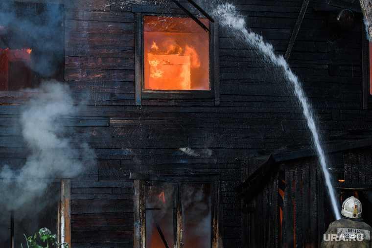 дом милеосердия Башкирия пожар