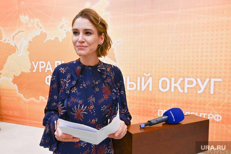Пресс-конференция Путина, трансляция в полпредстве по УрФО. Необр