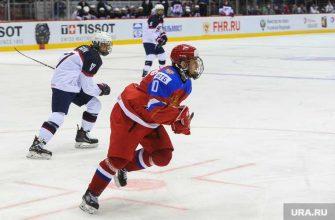 Юрий Карандин Россия Канада хоккей матч судейство ошибки нечестное