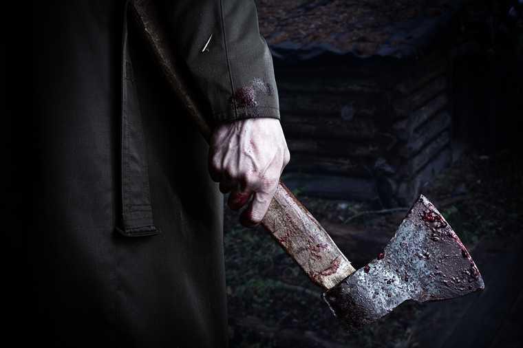 Свердловская область жестокое убийство топор отец и сын