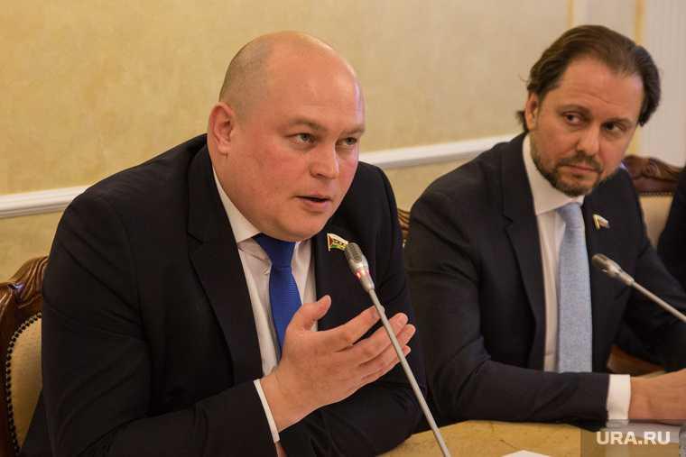 новости хмао артем зайцев новый координатор регионального отделения лдпр в югре Евгений Данников