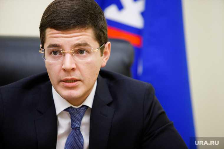 Дмитрий Артюхов ЯНАО проверка в дорожной сфере