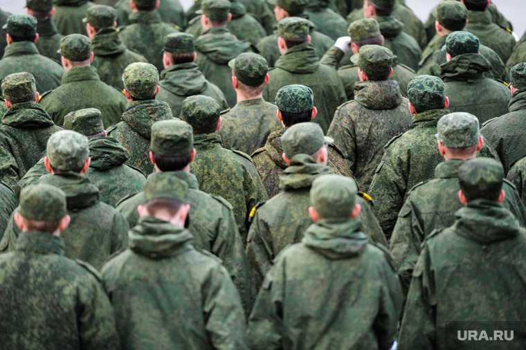 В России проиндексируют выплаты военным