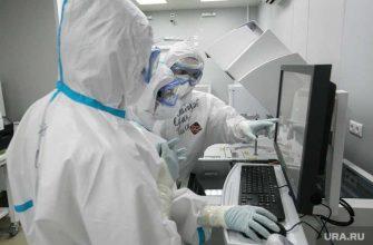 с начала пандемии в РФ заболело почти 4 млн человек