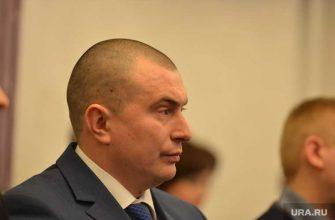 УМВД Челябинск смена начальник полиции Миронов Меньшенин