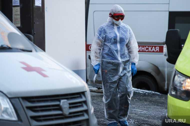 Челябинская область коронавирус COVID заражения умерли 25 января