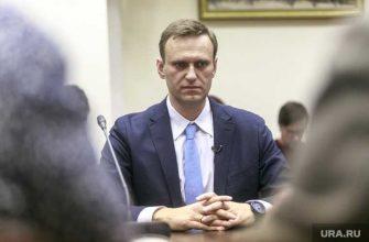 Навальный обжалование приговора