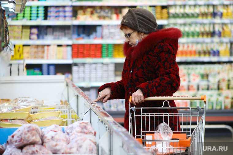 кризис продуктов в России