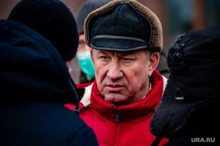 Валерий Рашкин КПРФ отставка глава ЦИК Элла Памфилова потребовал