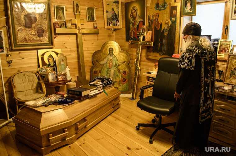 гроб отца сергия выехал из екатеринбурга казань митрополит кирилл