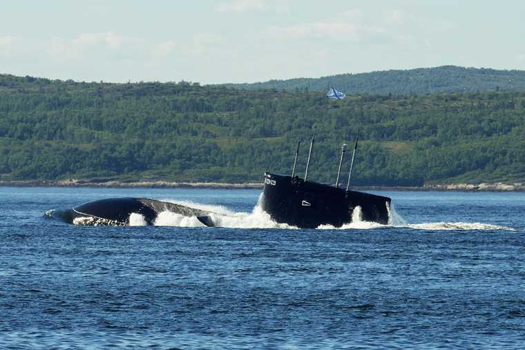 новые подводные лодки РФ