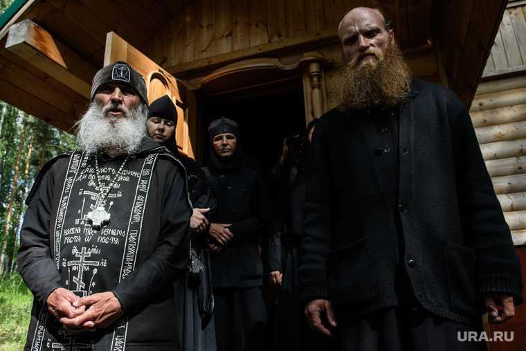 фото Силуан убийство Серднеуральский монастырь обыски отец Сергий