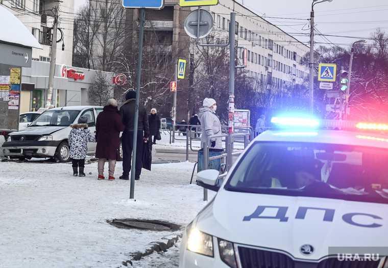 Челябинск смертельное ДТП полицейский участковый пьяный