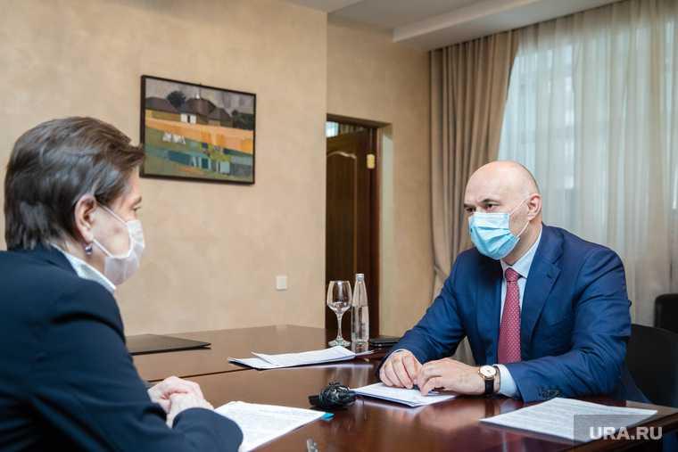 Глава Сургута Филатов меры поддержки для бизнеса