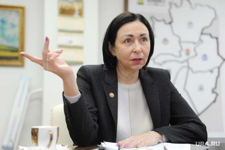 Челябинск мэр глава Наталья Котова новости